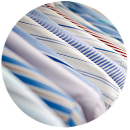 business shirt dry cleaning